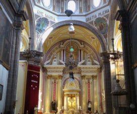 Templo de Nuestra Señora de la Concordia Puebla