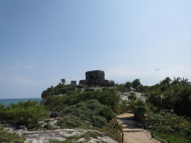Templo del Dios del Viento Tulum Quintana Roo