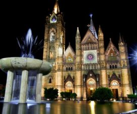 Templo Expiatorio del Santísimo Sacramento Guadalajara