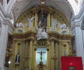 Templo y Convento de Santa Inés Montepulciano Puebla
