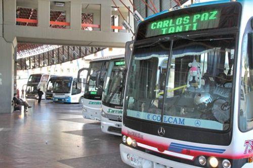 Terminal de Ómnibus de Córdoba, Argentina