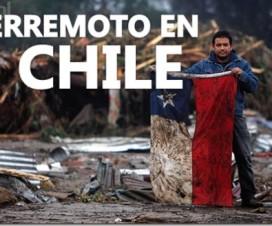 Terremoto de Chile en Vivo