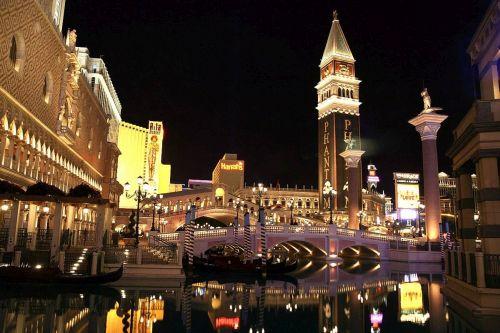 The Venetian Resort Hotel Casino Las Vegas