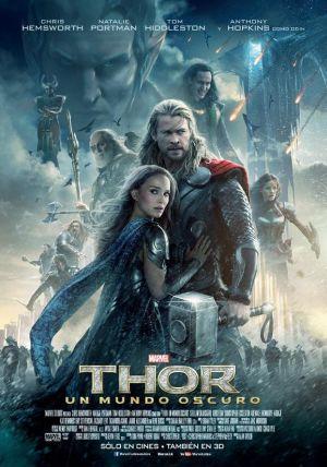 Thor Un Mundo Oscuro Poster