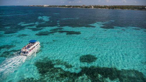Tour a Isla Mujeres desde Cancún