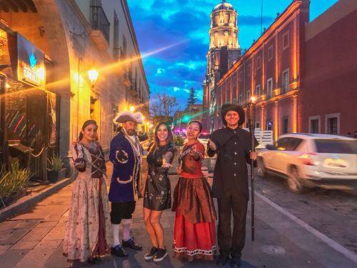 Tour de Leyendas Querétaro