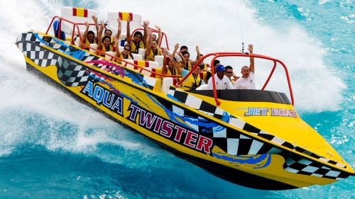 Tours en Cancún de Ensueño con Aquaworld