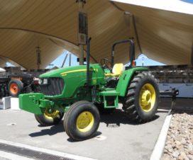 Tractores Exposición Ganadera Feria Nacional de San Marcos