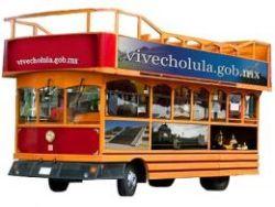 Tranvía Revive la Historia de Puebla