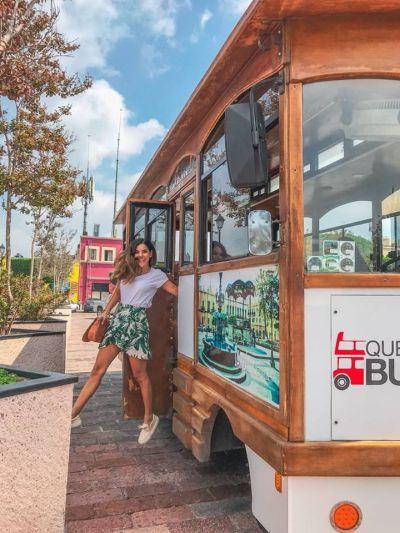 Tranvía Querétaro Un Recorrido de Ensueño