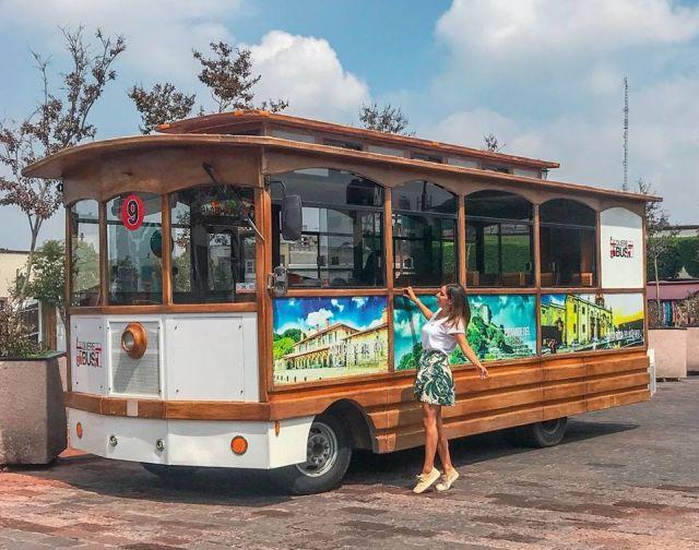 Tranvía Querétaro Un Recorrido con Encanto