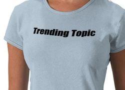 Trending Topic Twitter