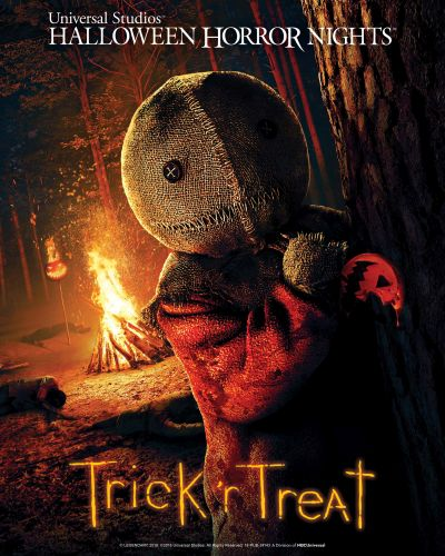 Trick'r Treat en Halloween Horror Nights de Universal Orlando Resort