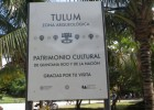 Tulum Patrimonio Cultural de Quintana Roo
