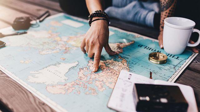 Turistas: nueva herramienta con incalculable información para planificar los viajes