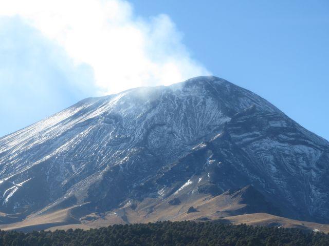 Un Acercamiento a Don Goyo Parque Nacional Izta Popo