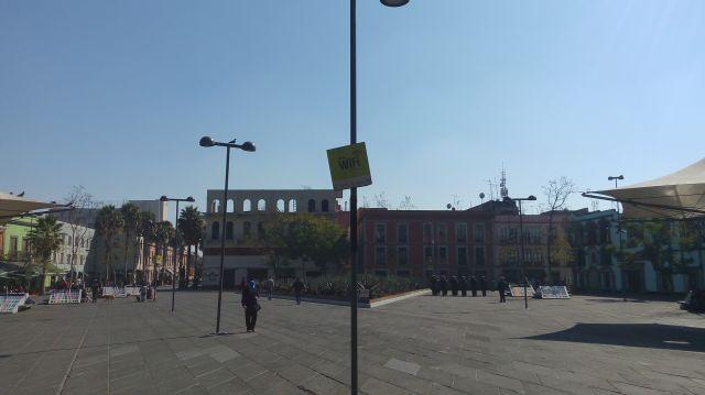 Una Mañana en Plaza Garibaldi Ciudad de México