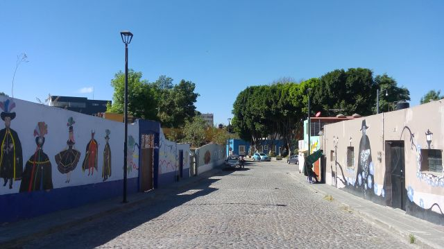 Una Mirada al Barrio de Xanenetla