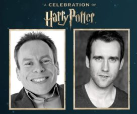 Universal Orlando Anuncia los Primeros Actores de las Películas de Harry Potter que Asistirán a A Celebration of Harry Potter