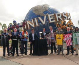 Universal Orlando Resort se Asocia con la Florida Cup