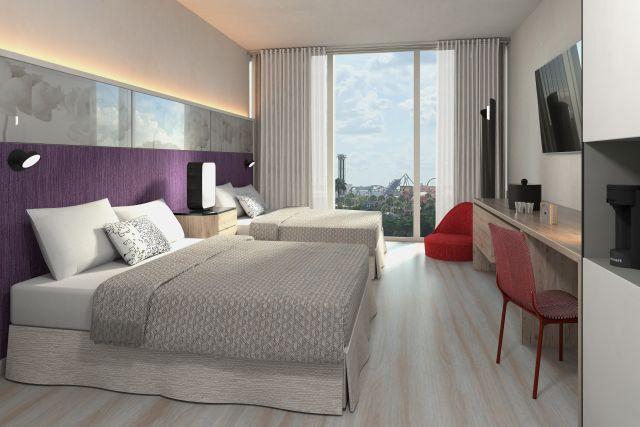 Universal's Aventura Hotel ya Está Aceptando Reservaciones
