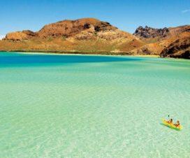 Viajando en Automóvil de la Paz a Los Cabos Baja California Sur