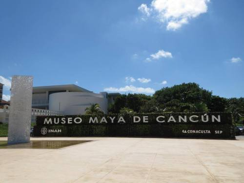 Viajando Gratis Museo Maya Cancún