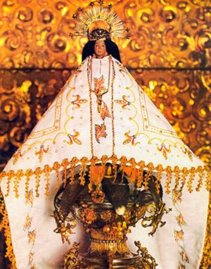 Virgen de Juquila Oaxaca