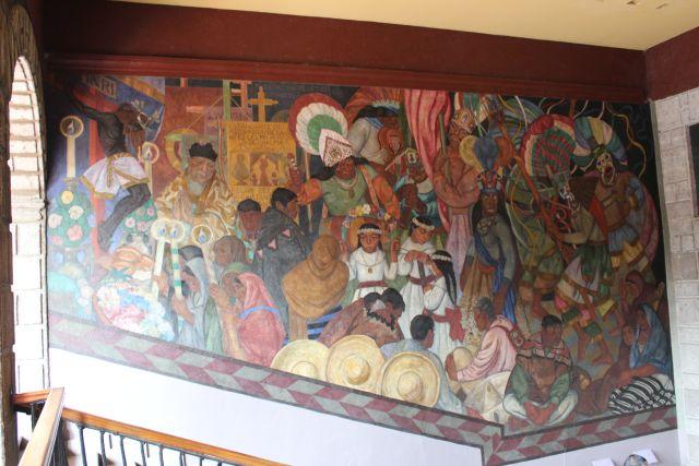 Visita el Museo Antiguo Colegio de San Idelfonso Gratis