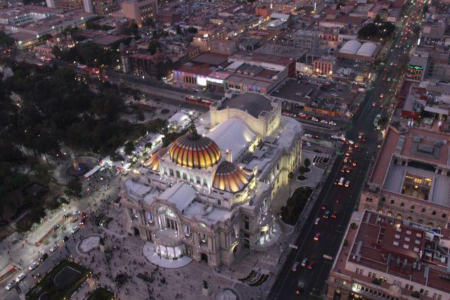 Visita el Museo del Palacio de Bellas Artes Gratis