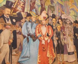 Visita el Museo Mural Diego Rivera CDMX Gratis