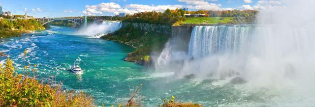 Visitar las Cataratas del Niagara Canadá