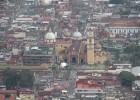 Vista Panorámica de la Catedral de Orizaba Veracruz
