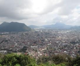 Vista Panorámica de Orizaba Veracruz