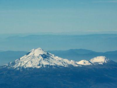 El Volcán Malintzin o La Malinche