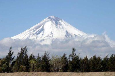 El Volcán Popocatépetl en vivo