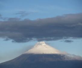 10 Hermosas Fotos del Volcán Popocatépetl