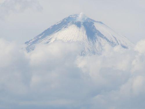 La Belleza del Volcán Popocatépetl