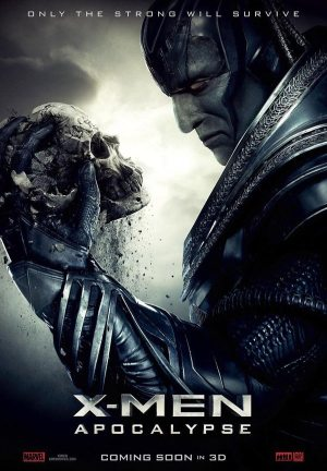 X-Men Apocalipsis Poster