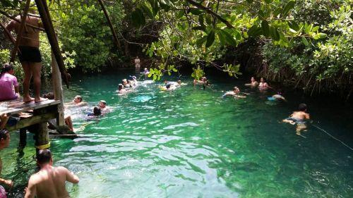 Xcacel Xcacelito Cenote