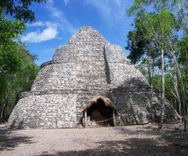 Zona Arqueológica de Coba Quintana Roo