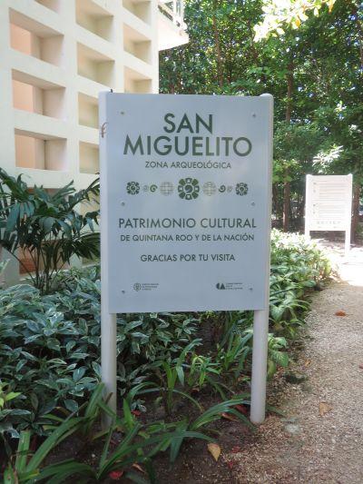 Zona Arqueológica de San Miguelito Cancún