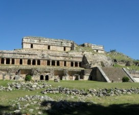 Zona Arqueológica de Sayil