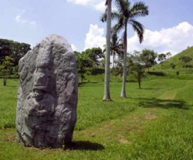 Zona Arqueológica La Venta Tabasco